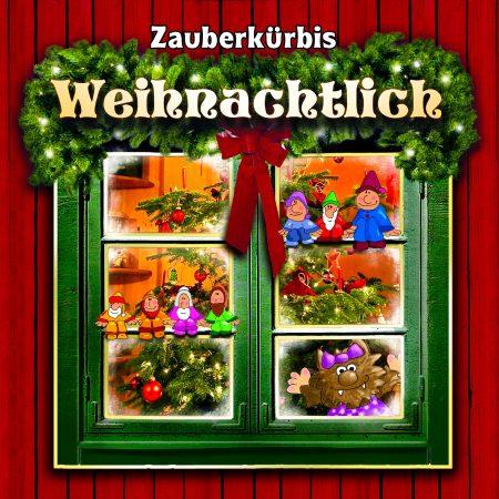 Zauberkuerbis CD: Weihnachtlich